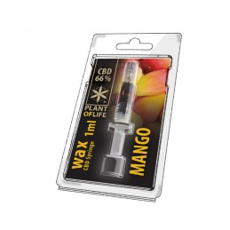 WAX 66% CBD MANGO FRUIT 1ML