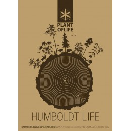 POSTER HUMBOLDT LIFE 50X70
