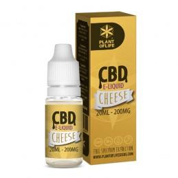 E-LIQUIDO CHEESE CBD 1 % 20ML